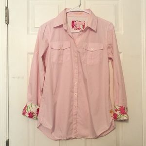 Lilly Pulitzer | Button Up XS